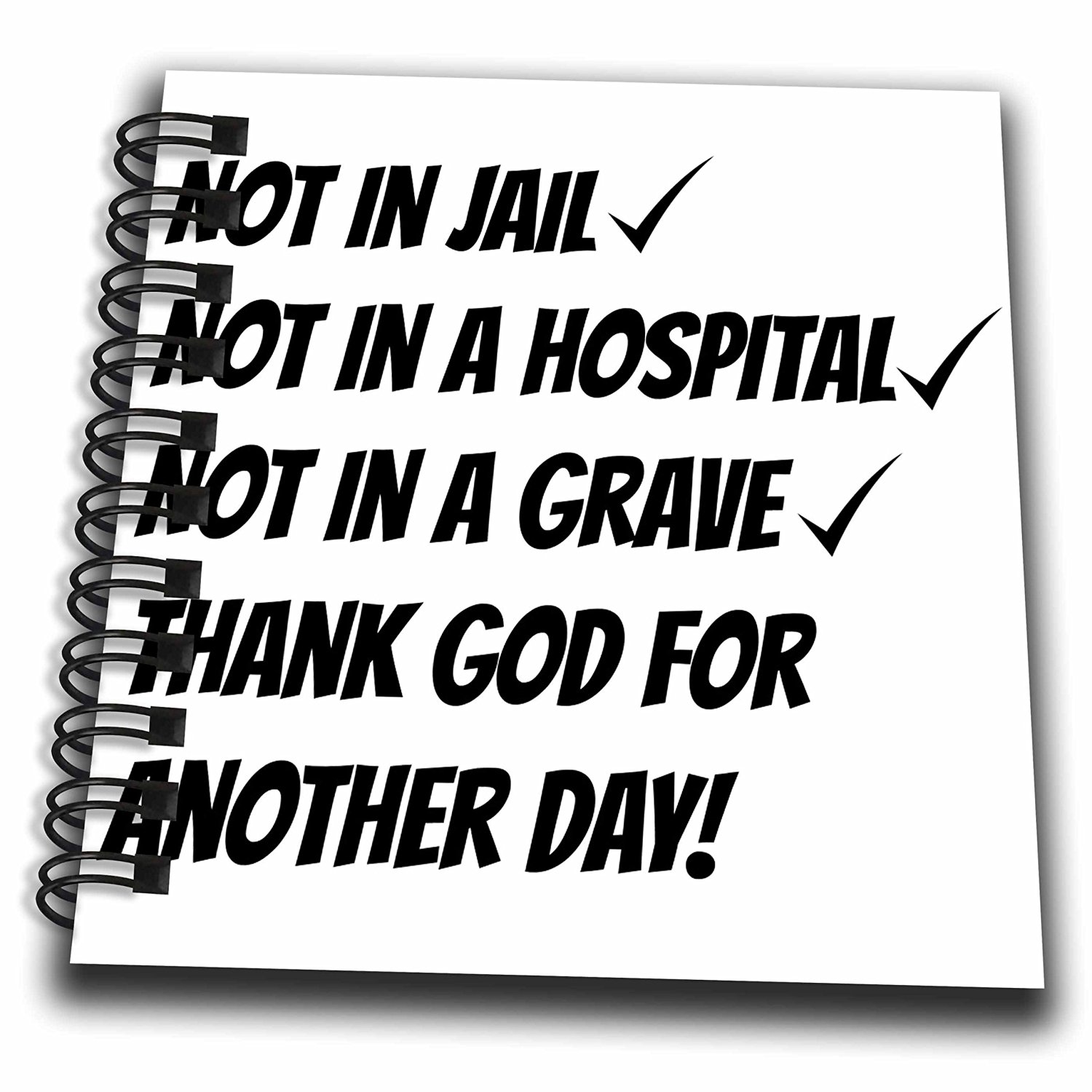 Buy Xander Funny Quotes Thank God For Another Day 12 X 18 Inch