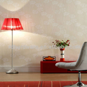 European style lava orange floor lamps