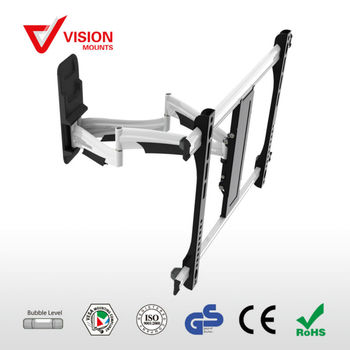 Vm lt25m f 06 angled removable lcd tv wall mount buy - Slanted wall tv mount ...