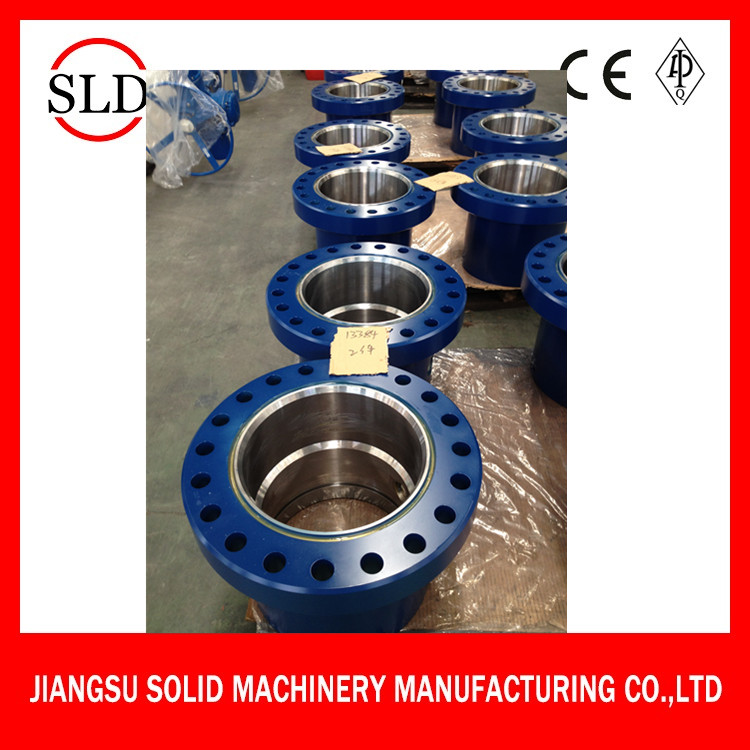 Oilfield wellhead equipment api 6a casing head casing