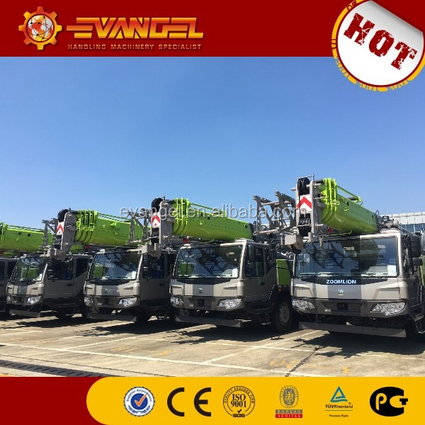 Mobile Crane Dubai : Dubai mobile crane for sale zoomlion qy v price of