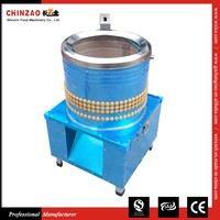 CHINZAO China Supplier Newest Fashion Food Chicken Processing Equipment 50 Quails Poultry Plucker