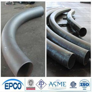 ASME B16.49 ANSI Carbon Steel 18'' SCH40 Bending Pipe