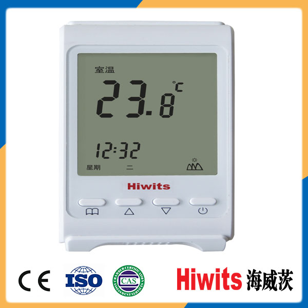 TCP-K04C Type LCD Touch-Tone cqc ksd302 Thermostat