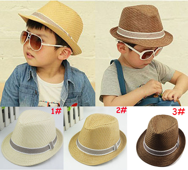 769883e48 Cheap Toddler Kids Picnic Straw Fedora Hat And Cap, find Toddler ...