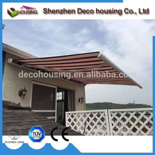 2017 Waterproof Awning Fabric Aluminum Used Patio Awnings For Sale