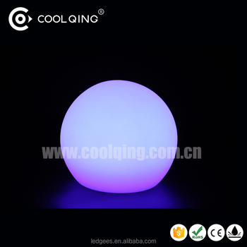Rvb Couleur Orb Lumière Changement Led Globe 6 De ohdCxsQtrB