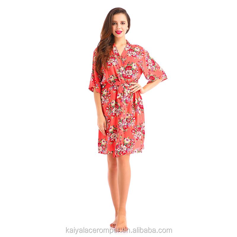 b479c04b2 Faça cotação de fabricantes de Robe De Cetim Barato de alta qualidade e Robe  De Cetim Barato no Alibaba.com