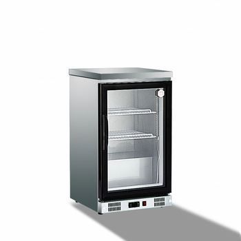 310l cong lateur armoire mini frigo bi re pour bar et for Frigo restaurant