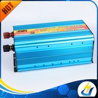 12v 220v pure sine wave power inverter car battery charger 1000w