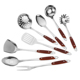 European market Spoon Turner Kitchen tools 6pc set Kitchen Utensils