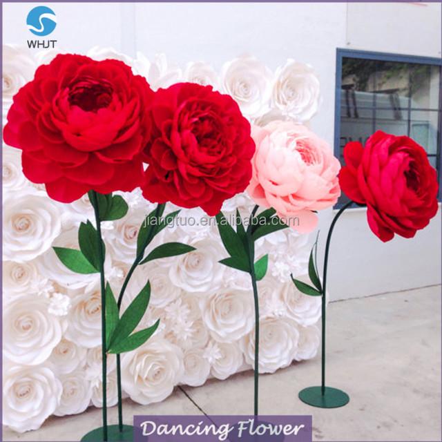 Handmade Paper Flower Craft CloudJT PF 130424036