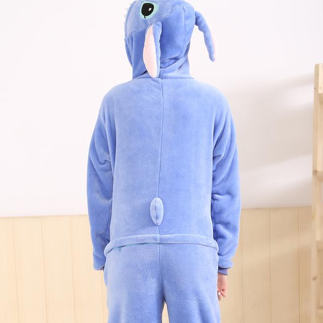 4ebe0395868812 Damska piżama kombinezon lilo i stitch