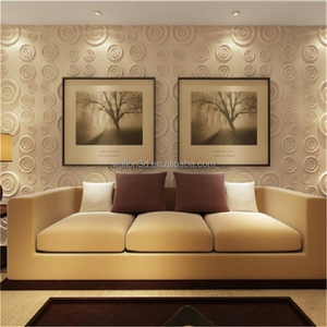 2018 widely used 3D Embossed Wall Panel for interior&exterior decoration