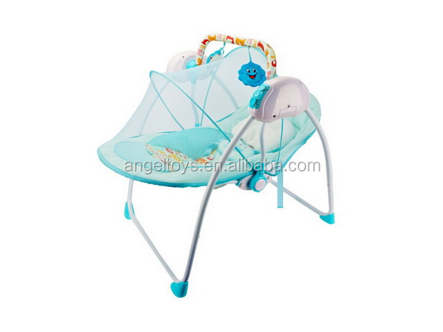 High quality and comfortable baby furniture B/O kids swing bed
