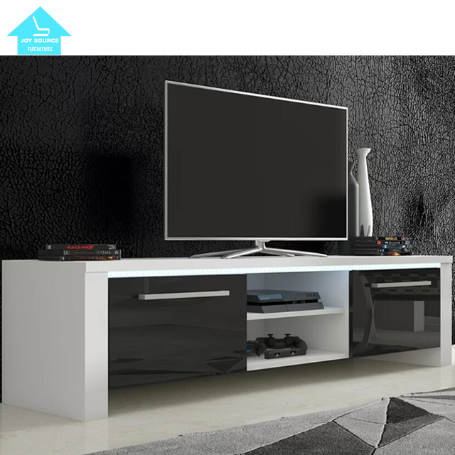 Lcd Tv Stand Designs Wooden : Modern led wooden furniture lcd tv stand design buy modern