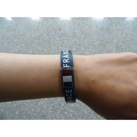 Cheap Sell Wrist Bands Silicone Rubber