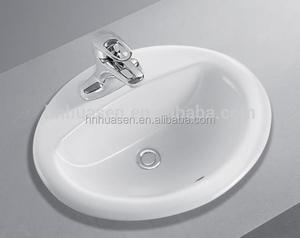 Hot Sale ceramic sanitary ware basin specification H-1290