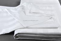 hotel cotton duvet cover/white stripe duvet cover/hotel quilt cover