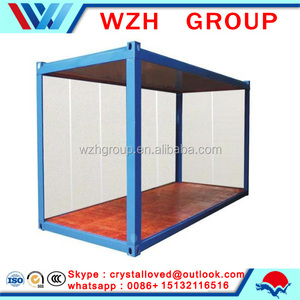 Aluminum Alloy Space Frame container house with great price made in china