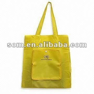 Various Colors Nonwoven Foldable Shopping Bags