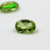 Wholesale 4x6mm oval shape natural peridot gems for bling jewelry
