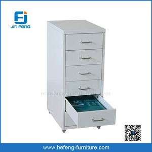 Office Furniture 6 Drawers Filing Storage Cabinet JF-M006