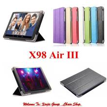 "Teclast X98 AIR III Folio Stand PU Leather Flip Case For Teclast X98 AIR iii 3rd generation 9.7"" Tablet PC Protective Cover"