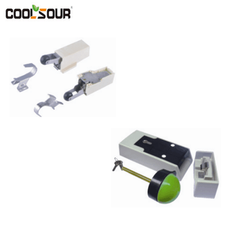 COOLSOUR Stainless Steel Refrigerator Handle /Cold Room Door Handle