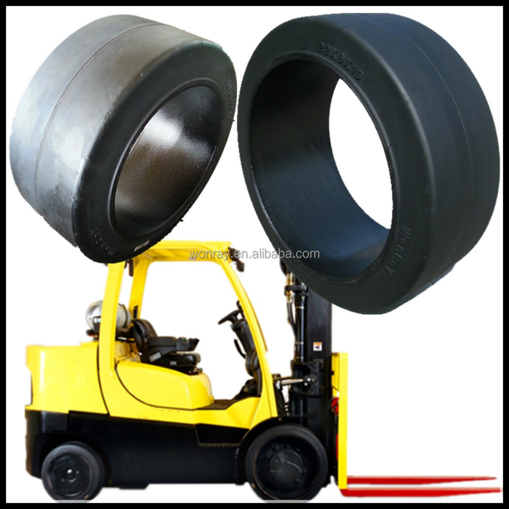 Hyster Forklift Press On Solid Tires 18x7x121 / 8 20x8x16 28x12x22  18x6x121/8 21x7x15 - Buy Press On Solid Tire,18x7x121/8 Forklift  Tires,Forklift