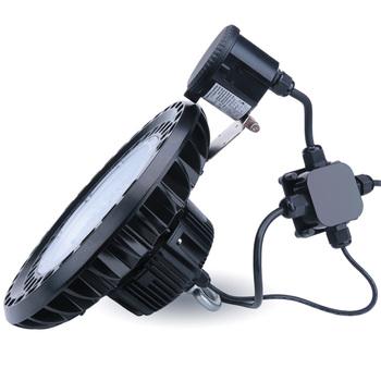 Microwave Motion Sensor 25000 Lumen Ufo Led High Bay Light For Warehouse Lighting 200w High Bay Light Low Price Shenzhen Factory Buy Microwave