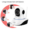 Smart home automation network wireless alarm system app control wifi security camera