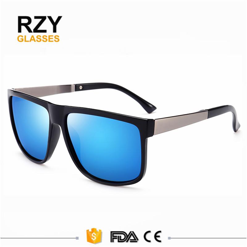 Wholesale Unisex Custom Fishing Italy Design OEM Cat.3 Mirror CE UV400 Fashion Plastic Polarized Sunglasses