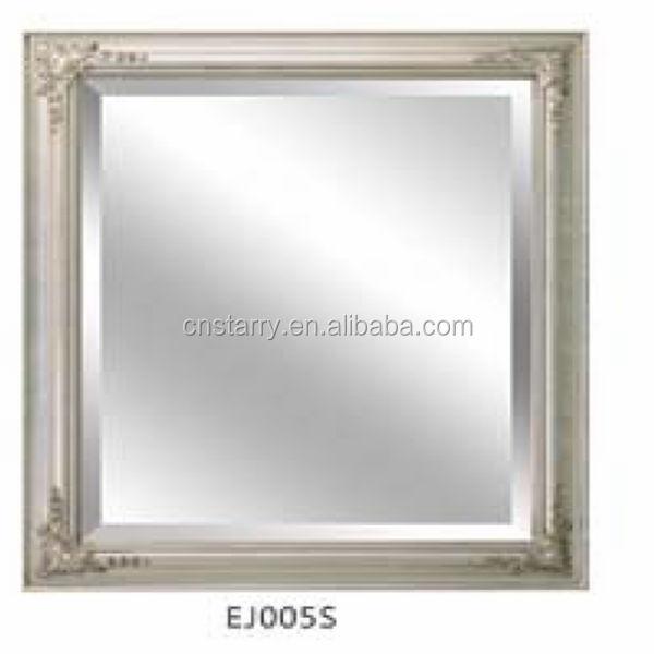 sliver vierkant houten spiegellijst-kader-product-ID:1903579011-dutch ...