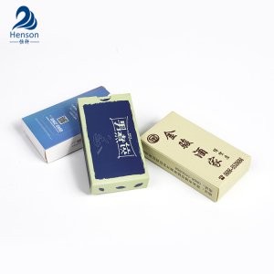 Customized Printed Pocket Facial Paper Wallet Tissue Pack