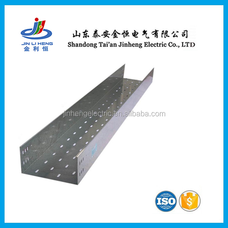 Factory Price Waterproof FRP Cable Trunking Tray