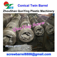 alloy extruder twin screw barrel