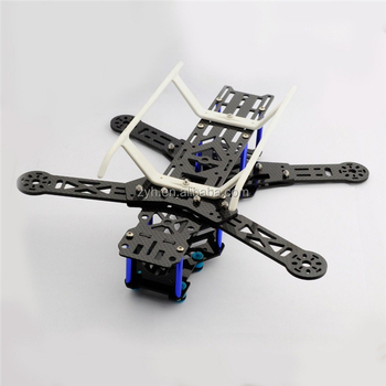 C300 300 Mm Folding 3k Pure Carbon Fiber Mini Rc Quadcopter ...