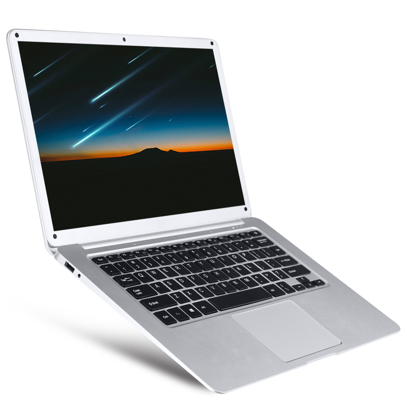 New Arrival 14 inch intel Atom Z8350 Quad Core Built in 4GB Ram 64GB eMMC Ultrabook Laptop Computer