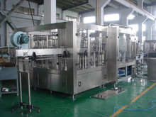 Soft Drink Filling Machine / Line