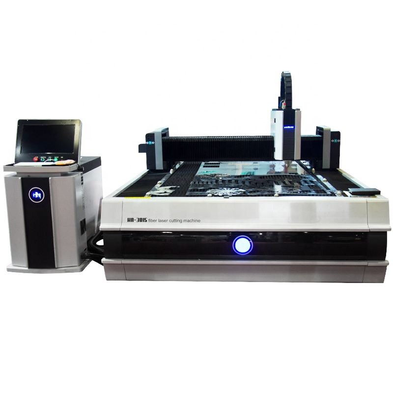 Machines 1 kw laser 1000 w fiber laser snijmachine voor 10 mm carbon staal