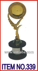 Custom brass Metal Trophy