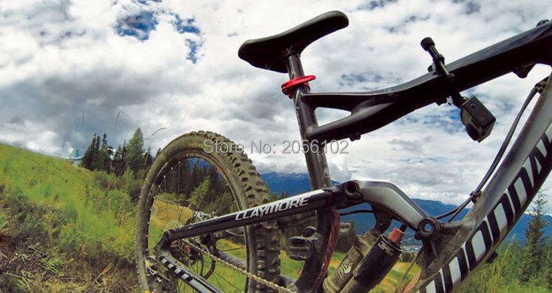 Gopro Mount Bike Motorcycle Handlebar Roll Bar Mount