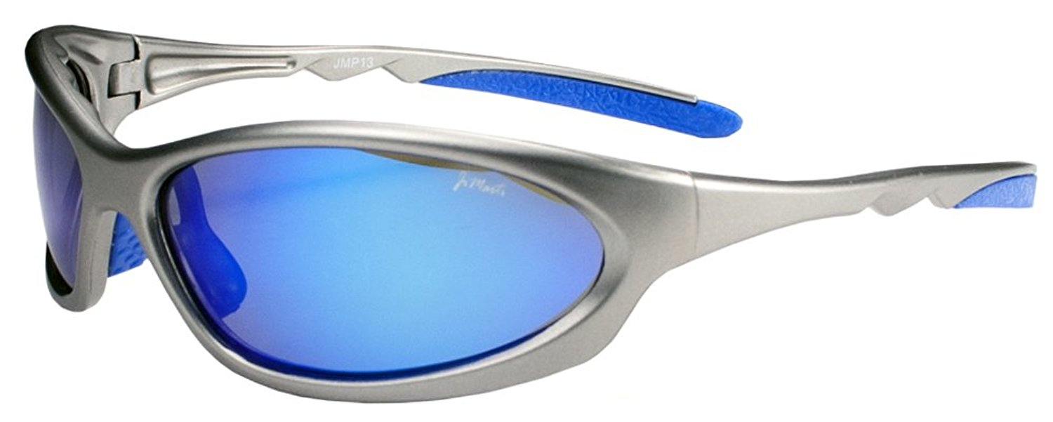497c29b0caf Get Quotations · Polarized P13 Sports Wrap Sunglasses with TR90 Frame