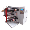 Polyester Film Slitting Rewinding Machine Double Shaft Rewinding and Slitting Machine