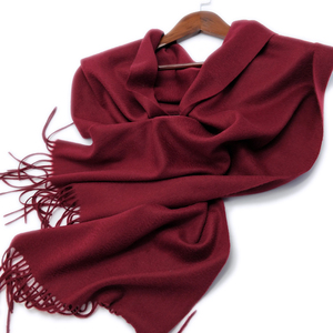 IMF cashmere autumn winter shawl christmas gift scarf travel shawl