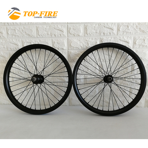 "20"" Professional BMX carbon wheels"