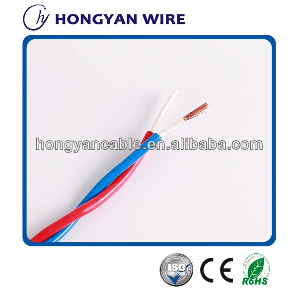 Electrical Wire Names Cable Household Appliances Pvc Insulation Flexible Twisted With Good Quality