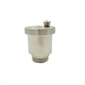 brass pressure regulating valve quick air release ball valve