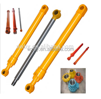 hydraulic cylinder for door factory made